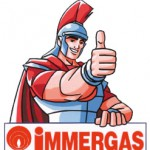 Caius, римский центурион - бренд и гарант качества Immergas